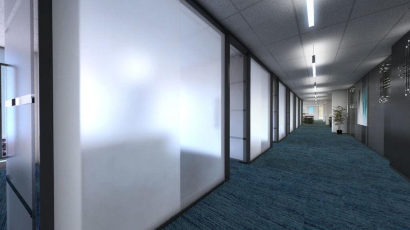 Visite 360 de l'édifice à bureau 800 d'Youville