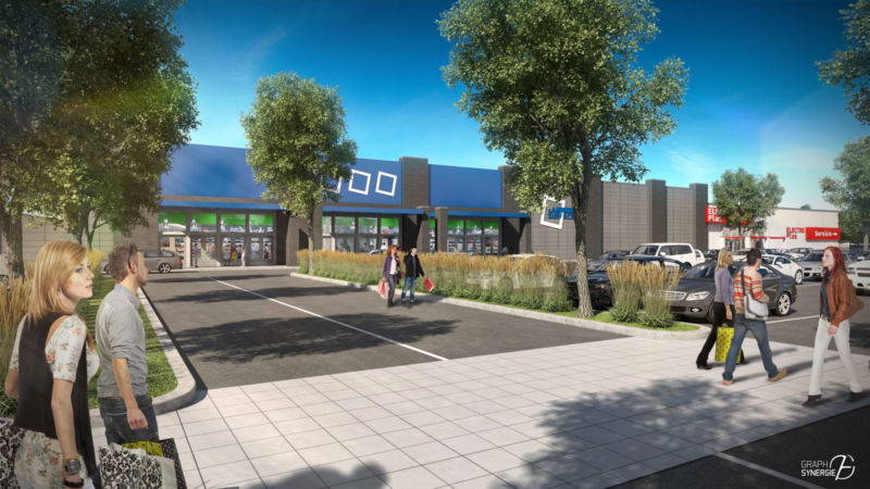 Image du projet les Promenades du marché