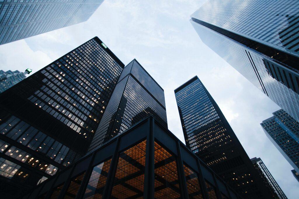 Immeubles centre-ville